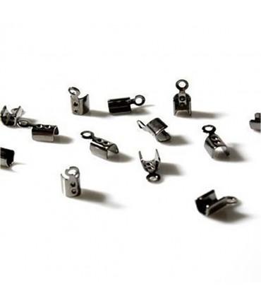 Embouts de serrage pour fil de 1,5 mm (100 pièces) - Anthracite