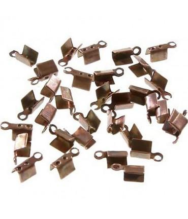 Embouts de serrage pour fil de 1,5 mm (100 pièces) - Cuivre