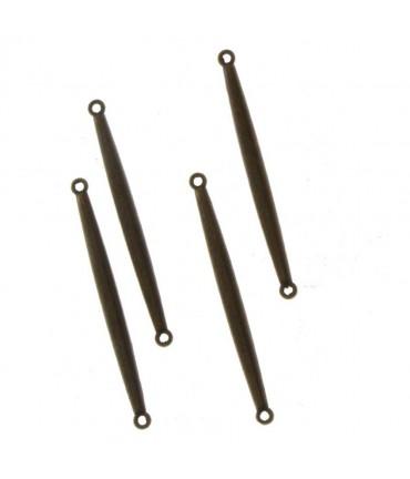 Connecteur bijoux Clou (5 pièces) - Bronze
