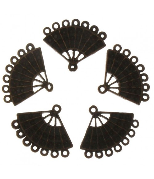 Connecteur chandelier Eventail (5 pièces)