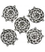 Connecteur chandelier Attrape rêves (5 pièces)