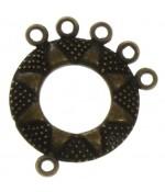 Connecteur chandelier Azteque (5 pièces)