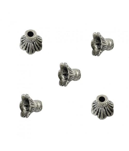 Calotte coupelle Trompette 11,5 x 8,5 mm (20 pièces)