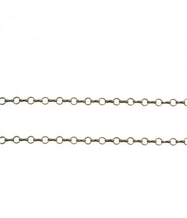 Cha nes vendues au m tre pour la cr ation de vos colliers - Chaine au metre ...