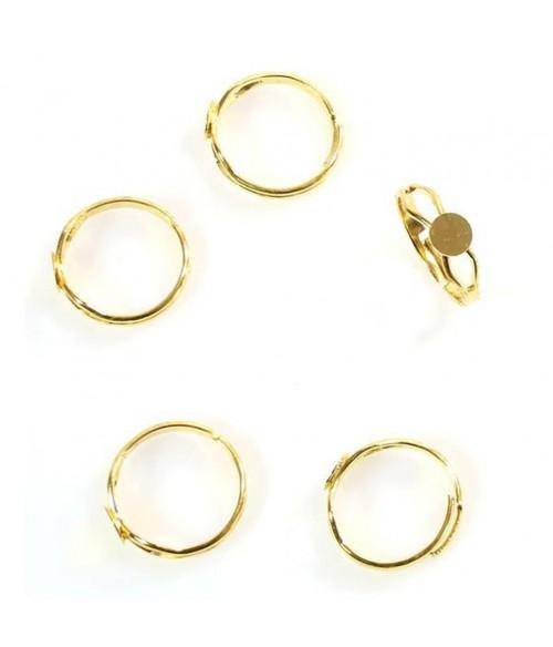 Support bague anneau réglable Tamis 6 mm (5 pièces)