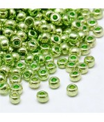 Perles de rocaille rondes Iris Round 2,5 mm (1600 pièces)