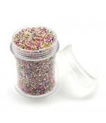 Perles de rocaille rondes Iris Round 1,7 mm (3380 pièces)