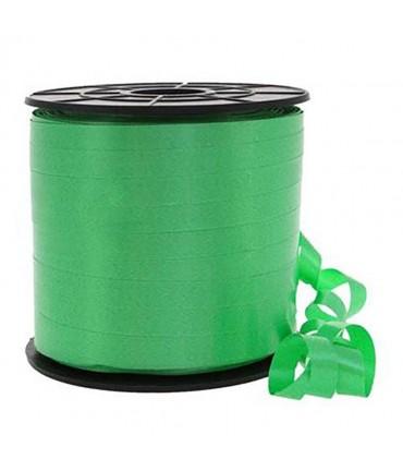 Bolduc 8 Mm Ruban Papier Cadeau Uni ( 250 Mètres ) - Vert