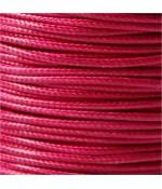 Fil nylon ciré pour bracelets tressés et shamballa 1 mm (10 mètres)