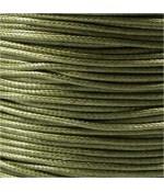 Fil nylon ciré pour bracelets tressés et shamballa 1.5 mm (10 mètres)