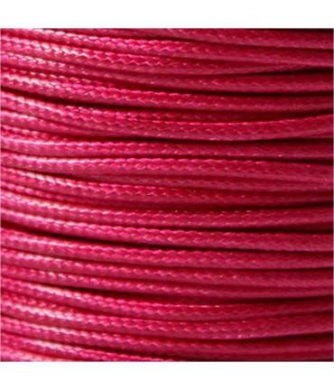 Fil nylon ciré pour bracelets tressés et shamballa 2 mm (10 mètres)