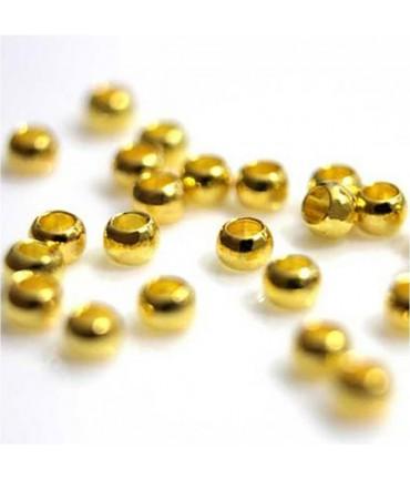 Perles à écraser 1 mm ( 200 Pièces )