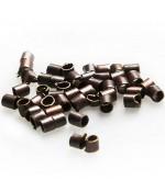 Perles à écraser forme tube 1.5 mm ( 200 Pièces ) - Cuivre