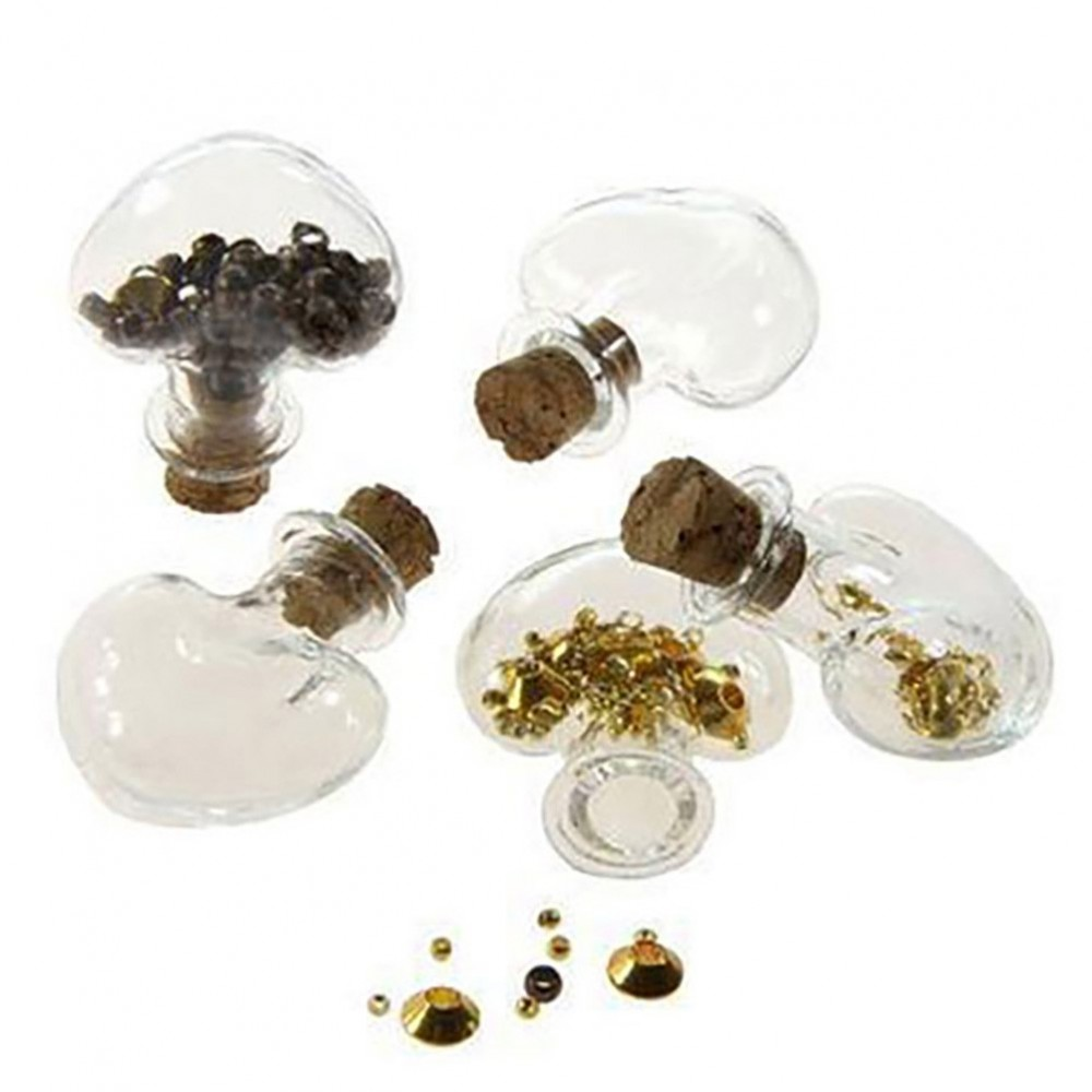 Accessoires-creation-mini-fiole-coeur-pendentif-5-pieces-28-x-31-5-mm