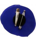 Rond feutrine accessoire bijoux loisirs créatifs ( 10 pièces ) ( 30 mm de diamètre )