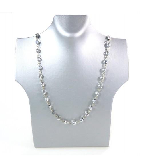 Presentoir pour collier buste 20 cm