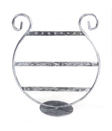 Porte boucle d'oreille Lyre (16 paires)