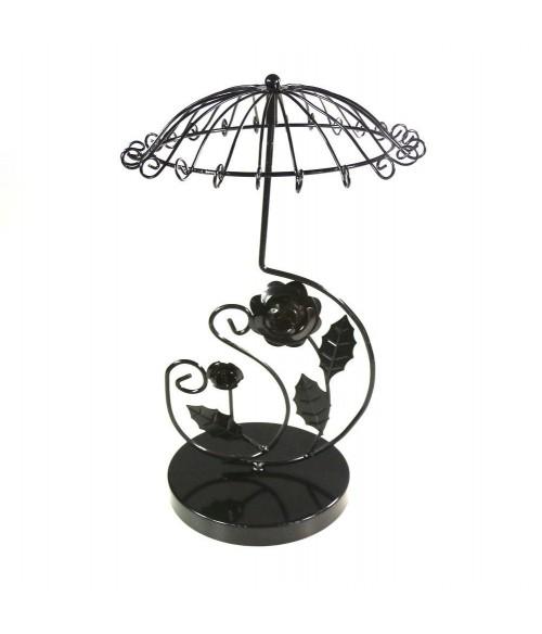Présentoirs porte bijoux manège en forme de parapluie