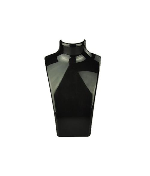 Buste porte collier en plastique 21 cm