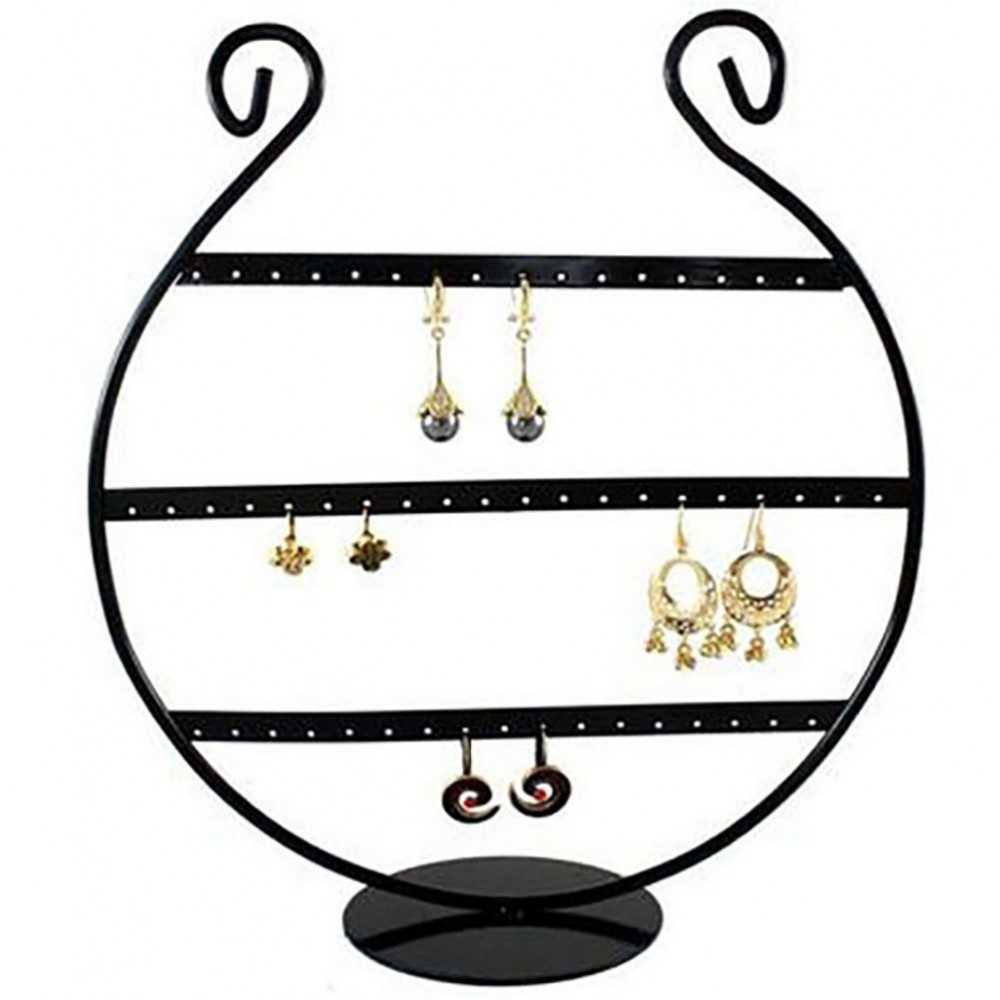 porte bijoux lyre presentoir boucle d 39 oreille 16 paires. Black Bedroom Furniture Sets. Home Design Ideas