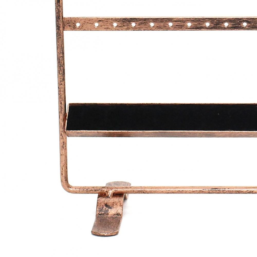 cadre porte bijoux mixte tout en un boucle collier bague. Black Bedroom Furniture Sets. Home Design Ideas