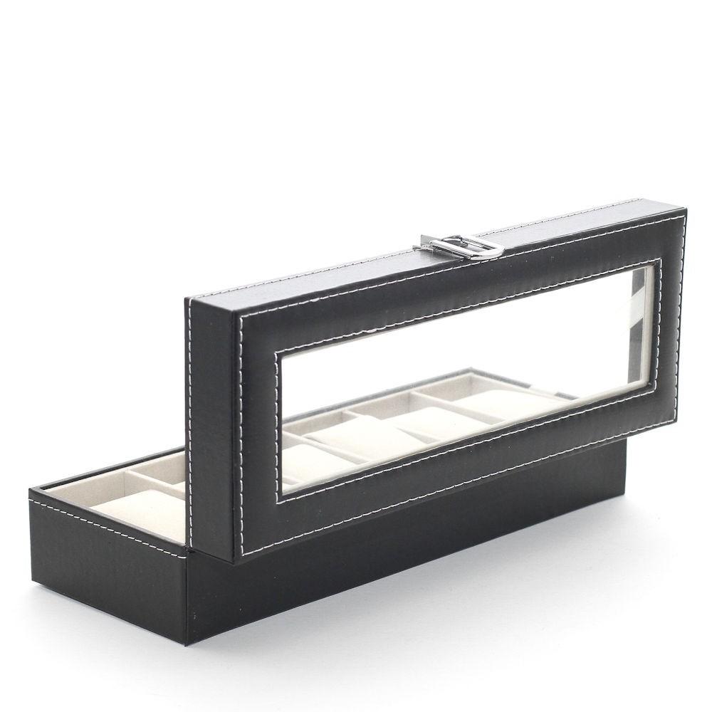 coffret montres affordable coffret montres with coffret montres luxe technologie scurit ou. Black Bedroom Furniture Sets. Home Design Ideas