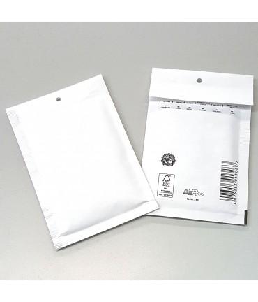 Enveloppes à bulles 120x175 mm blanches