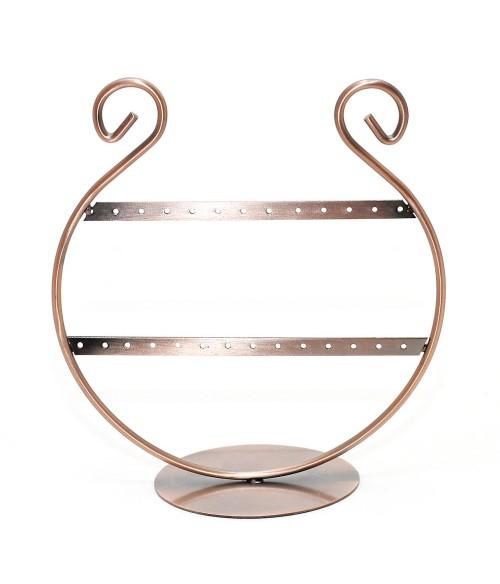 Porte boucle d'oreille Petite Lyre (13 paires)