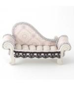 Porte bague sofa dentelle