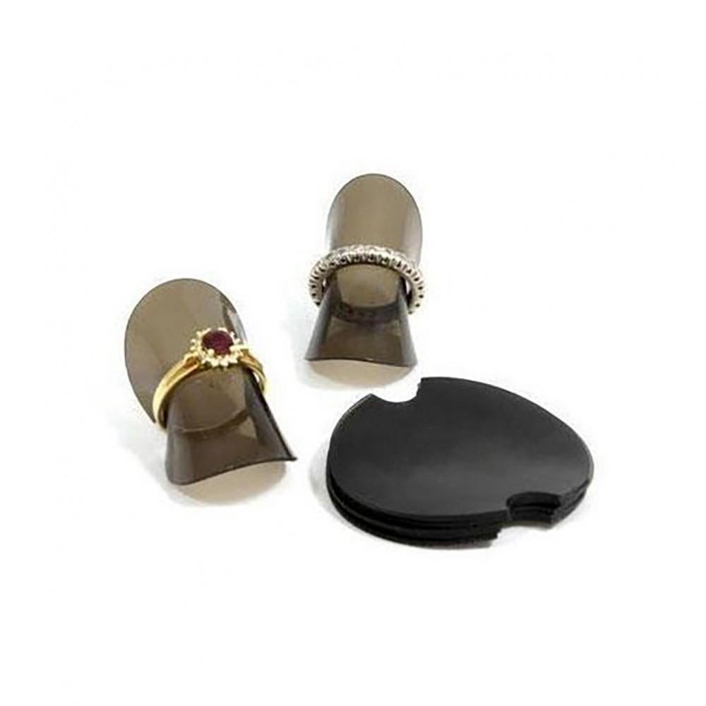 presentoir bague rondelle de pr sentation 30 pi ces. Black Bedroom Furniture Sets. Home Design Ideas