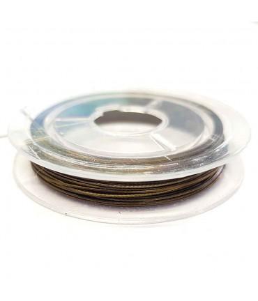 Fil câblé 0.45 mm en bobine de 10 mètres