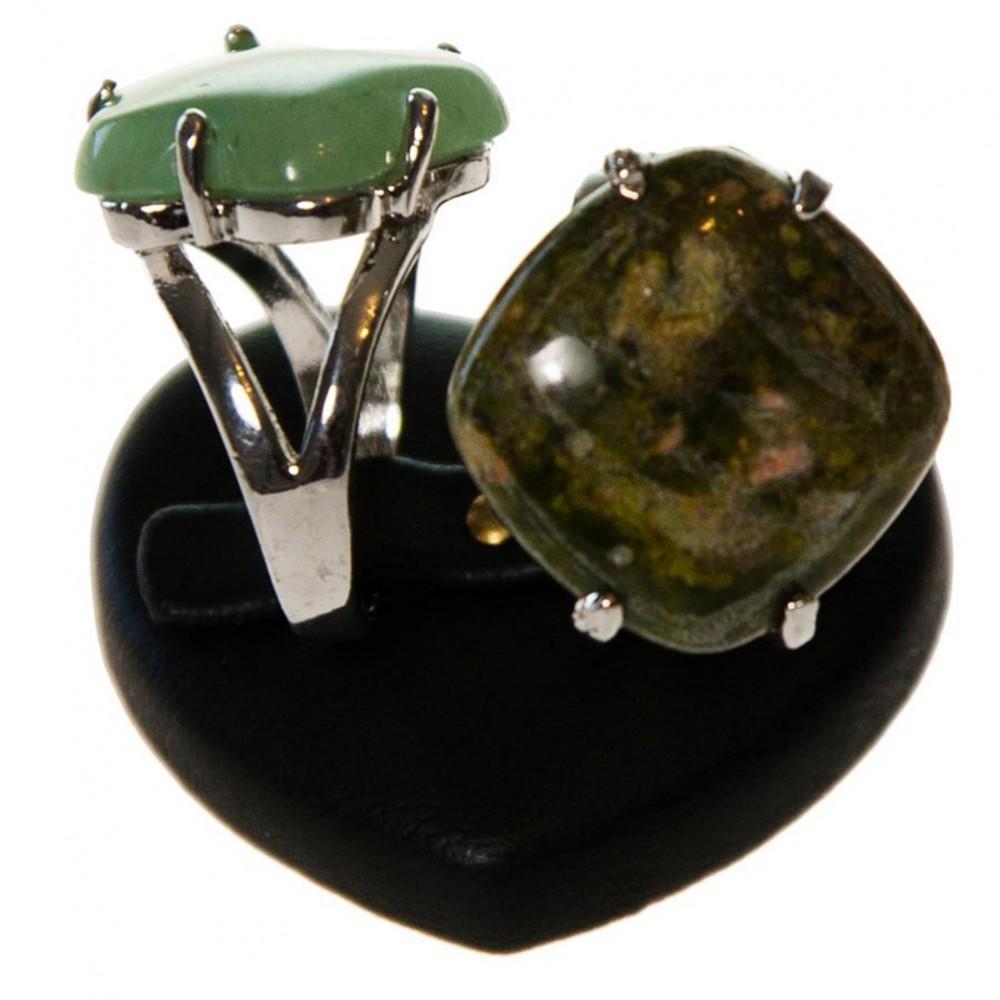 presentoir porte bague mini c ur pour alliances ou anneaux. Black Bedroom Furniture Sets. Home Design Ideas